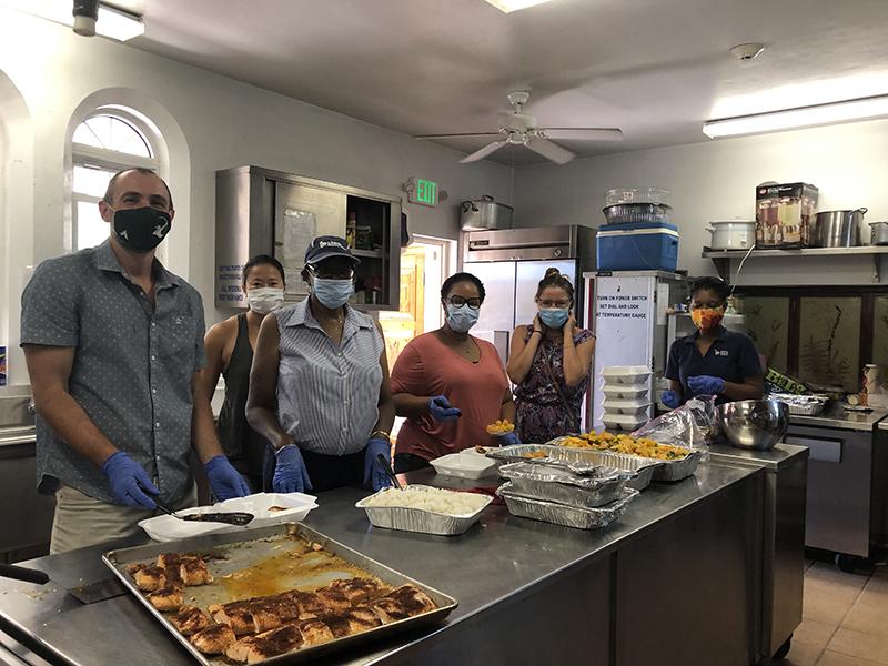 Christchurch Community Food Program Bermuda Aug 2020 2