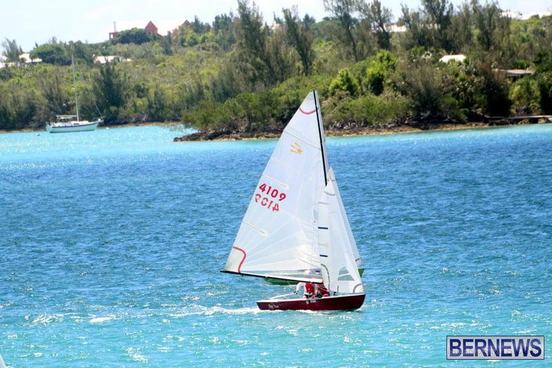 Comet Class Club Racing Bermuda Aug 16 2020 1