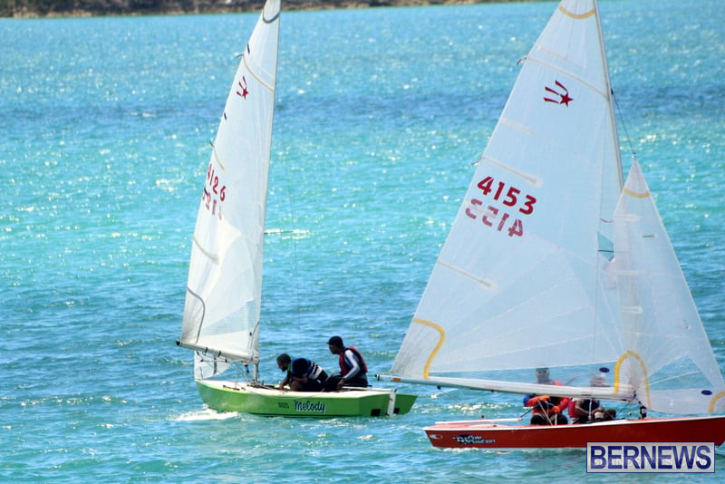 Comet Class Club Racing Bermuda Aug 16 2020 10