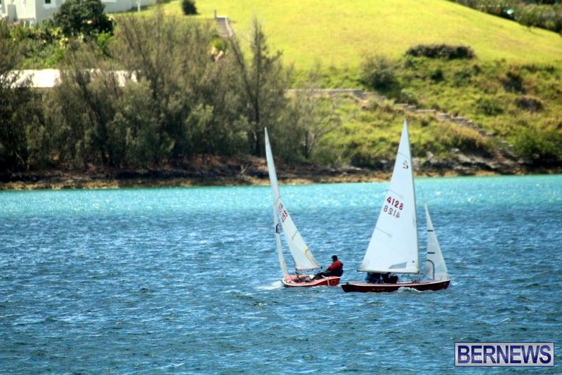 Comet Class Club Racing Bermuda Aug 16 2020 11