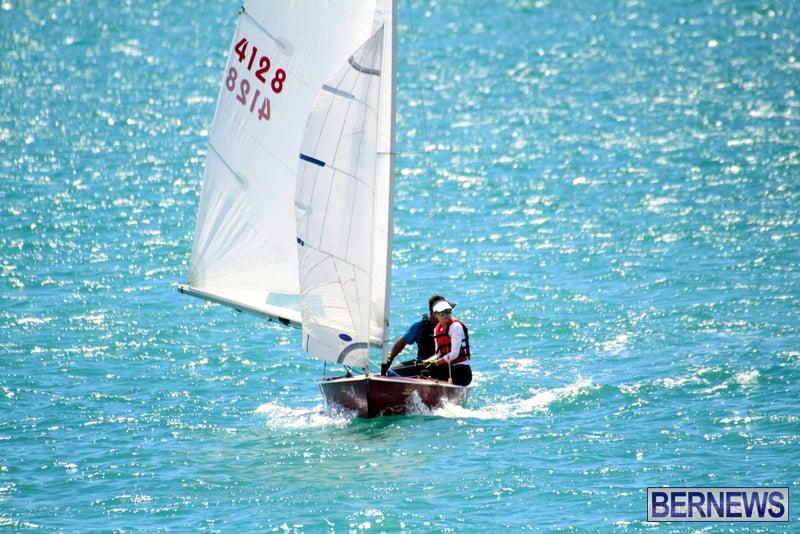 Comet Class Club Racing Bermuda Aug 16 2020 2