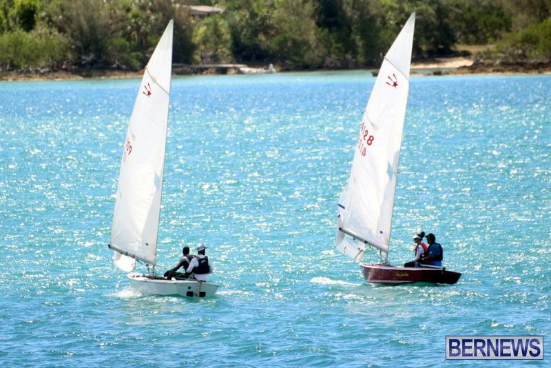 Comet Class Club Racing Bermuda Aug 16 2020 3