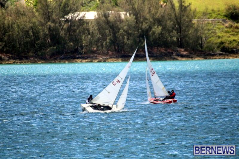 Comet Class Club Racing Bermuda Aug 16 2020 5