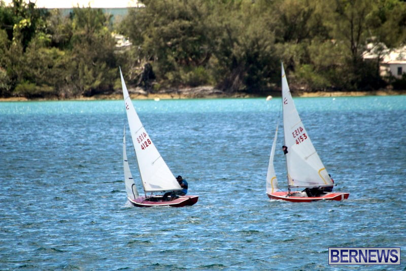 Comet Class Club Racing Bermuda Aug 16 2020 6