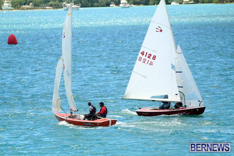 Comet Class Club Racing Bermuda Aug 16 2020 7