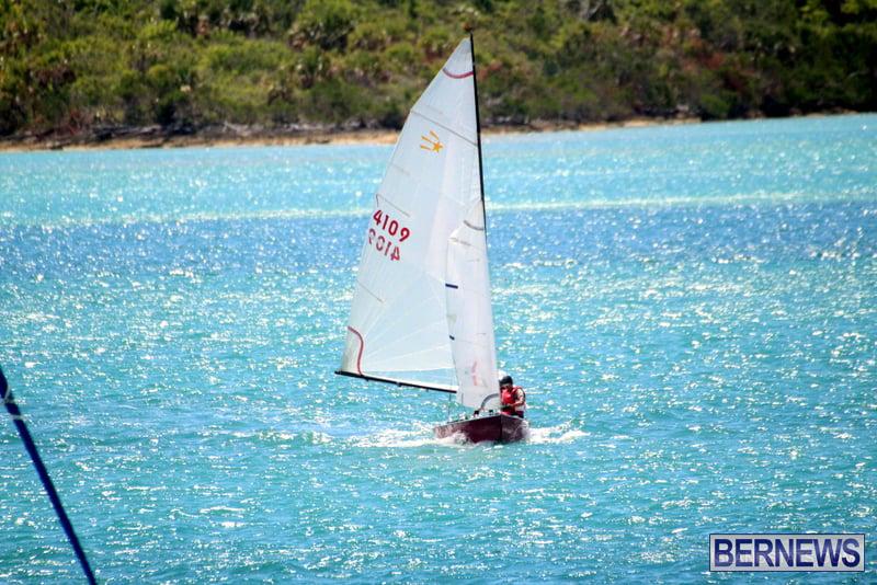 Comet Class Club Racing Bermuda Aug 16 2020 8