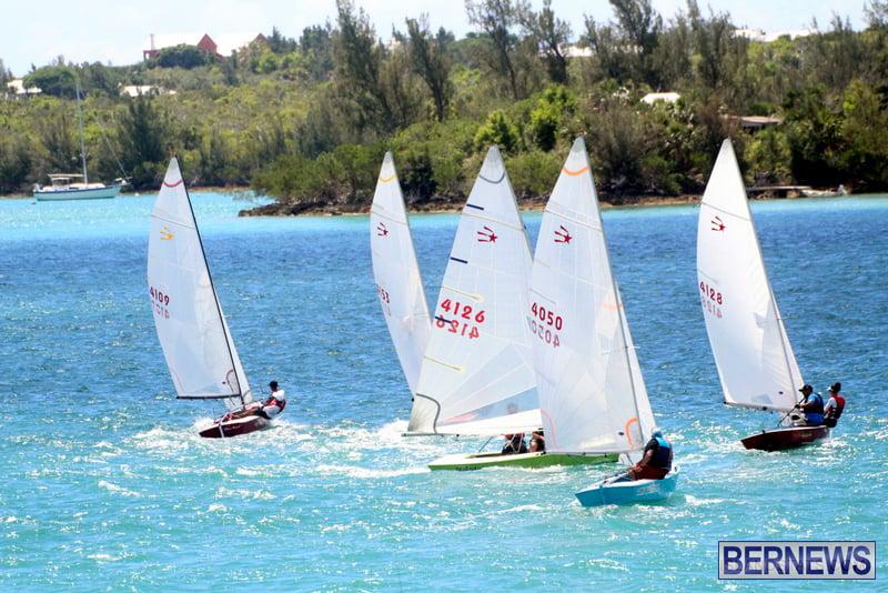 Comet Class Club Racing Bermuda Aug 16 2020 9