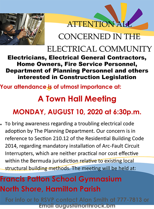 Electrical Industry Collective Town Hall Meeting
