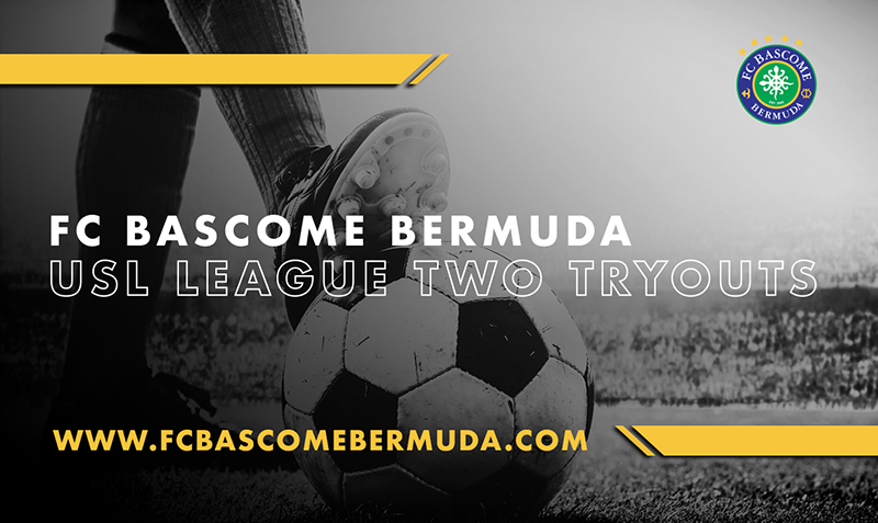 FC Bascome Bermuda Tryout Aug 2020
