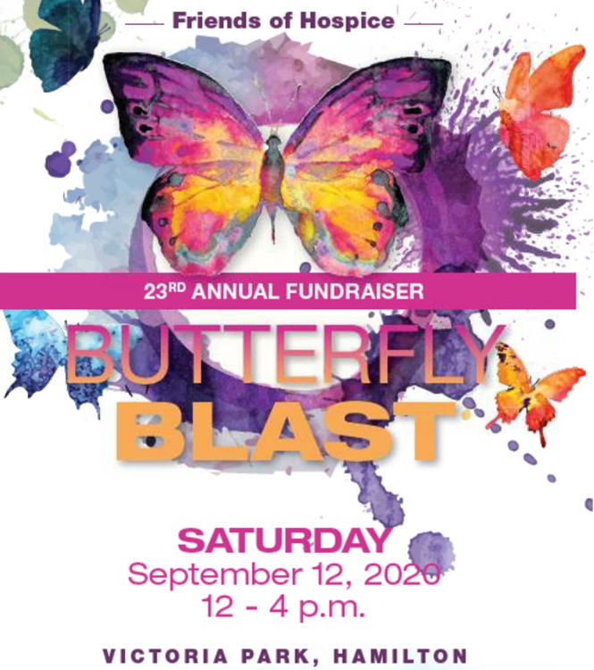 Friends Of Hospice 'Butterfly Blast' Bermuda Aug 2020