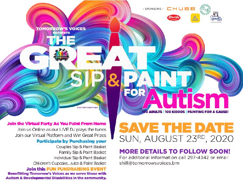 Great Sip & Paint Bermuda Aug 2020 1