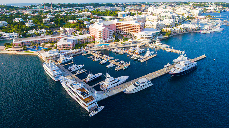 Hamilton Princess & Beach Club Bermuda Aug 2020