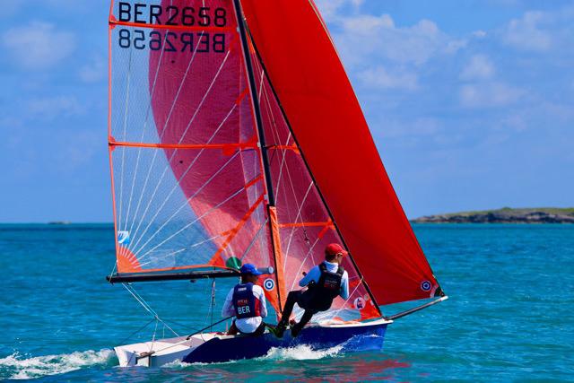 Heineken Round the Islands Race Bermuda Aug 2020 (3)