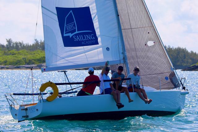 Heineken Round the Islands Race Bermuda Aug 2020 (5)