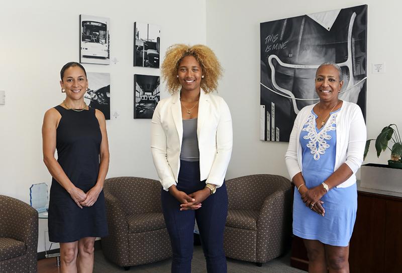 JayLynn Hines Recieves BAC Individual Grant Award Bermuda Aug 2020 2