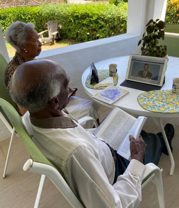 Jehovah's Witnesses Hold Virtual Convention Bermuda Aug 2020