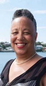 Michelle White Bermuda August 2020