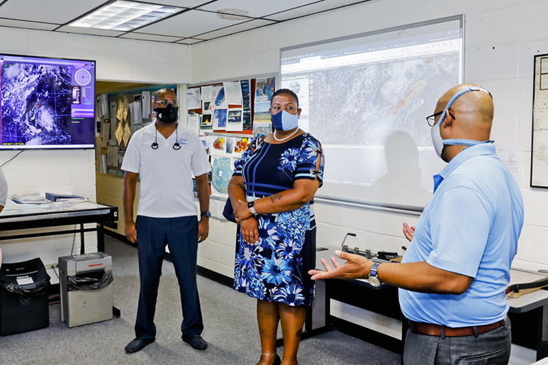 Ministers Visit BWS For Operational Update Aug 2020 2