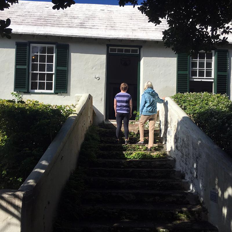 Mitchell House Museum Bermuda Aug 2020