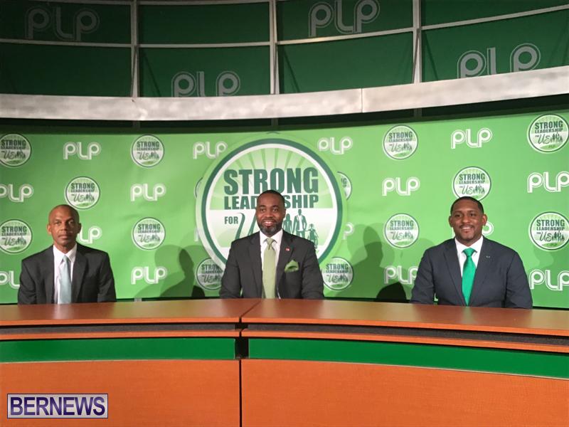 PLP press conference Bermuda Aug 26 2020