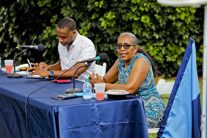 Premier and Minister Meet With Community Clubs Bermuda Aug 2020 (1)