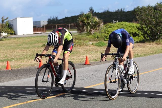 cycling Bermuda Aug 24 2020