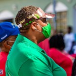 2020 Bermuda Labour Day March in Hamilton Sept JS (20)