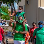 2020 Bermuda Labour Day March in Hamilton Sept JS (38)