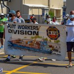 2020 Bermuda Labour Day March in Hamilton Sept JS (40)