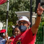 2020 Bermuda Labour Day March in Hamilton Sept JS (49)