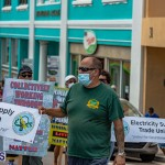 2020 Bermuda Labour Day March in Hamilton Sept JS (68)