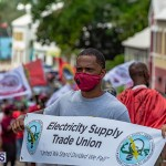 2020 Bermuda Labour Day March in Hamilton Sept JS (69)