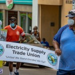 2020 Bermuda Labour Day March in Hamilton Sept JS (70)