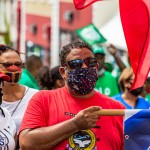 2020 Bermuda Labour Day March in Hamilton Sept JS (75)