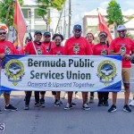 2020 Bermuda Labour Day March in Hamilton Sept JS (8)