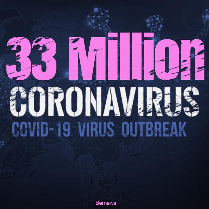 33 million coronavirus covid-19 outbreak IG