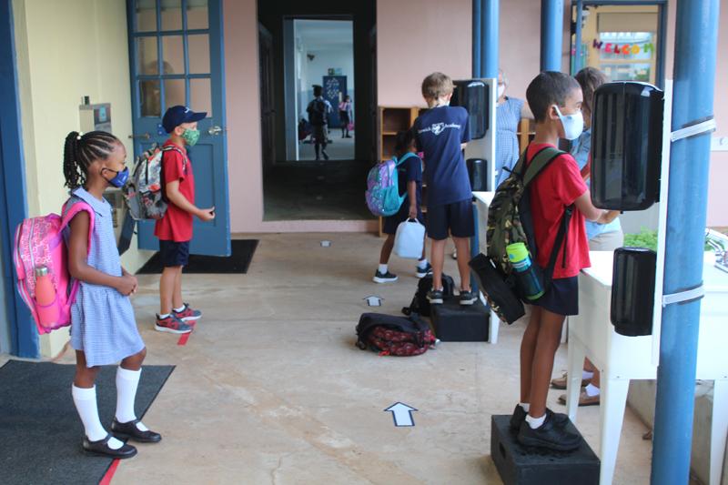 Back to school Bermuda Sept 2020 (5)
