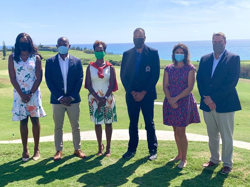 Bermuda Championship PGA Tour Sept 2020