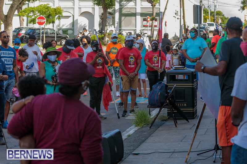 Bermuda Labour Day Celebrations Sept 7 2020 (15)