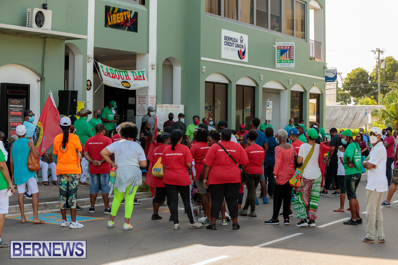 Bermuda Labour Day Celebrations Sept 7 2020 (16)