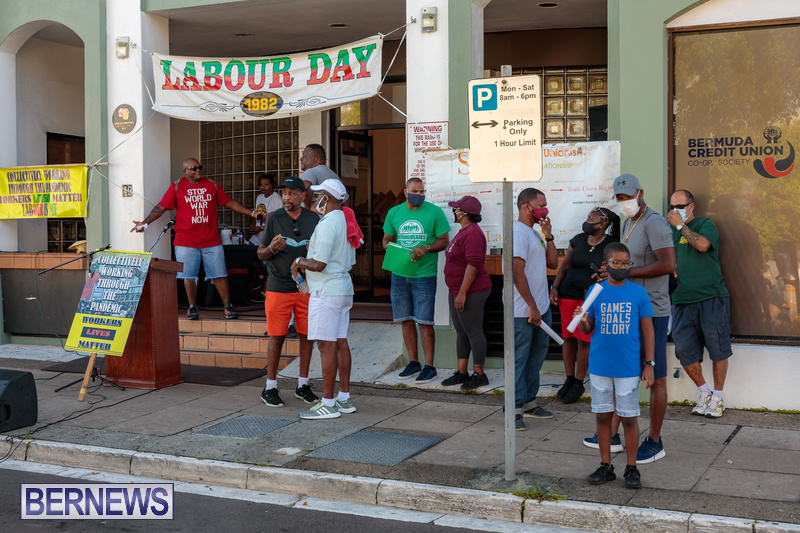 Bermuda Labour Day Celebrations Sept 7 2020 (3)