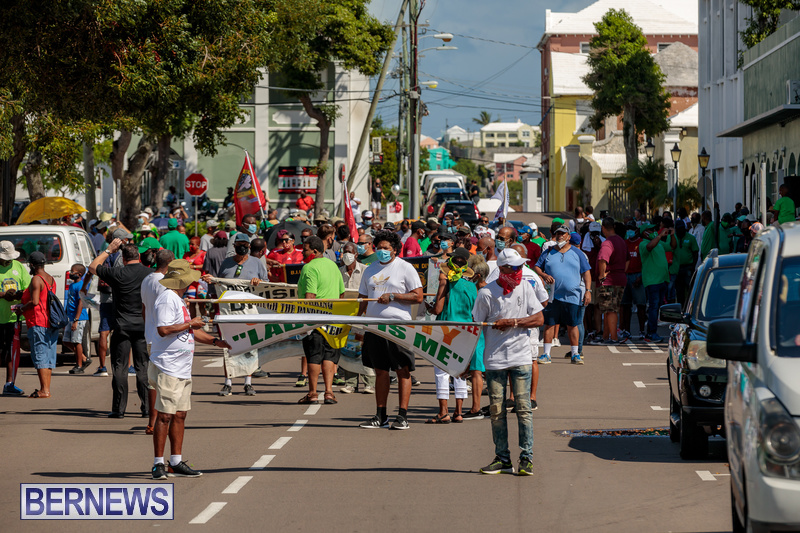 Bermuda Labour Day Celebrations Sept 7 2020 (37)