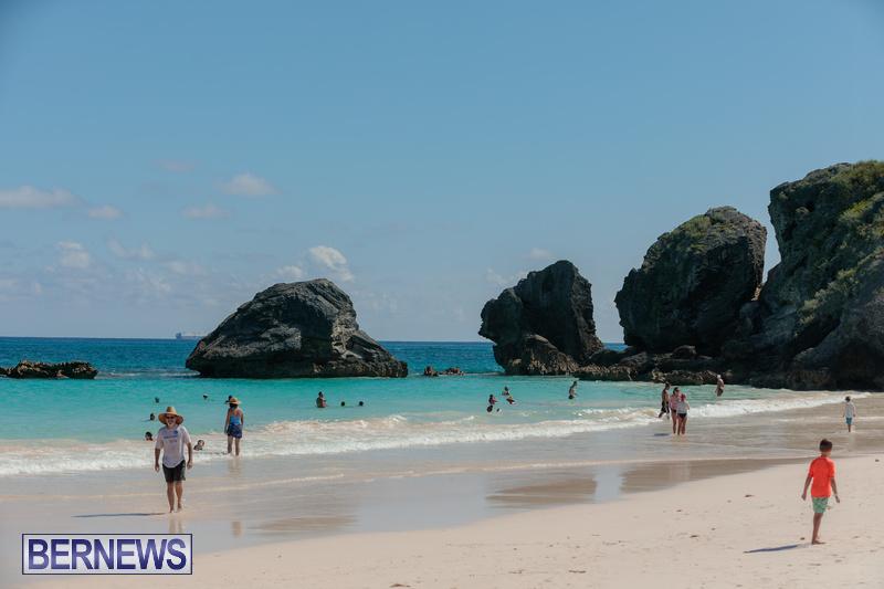 Bermuda Sandcastle Contest at Horseshoe Beach Sept 2020 (16)
