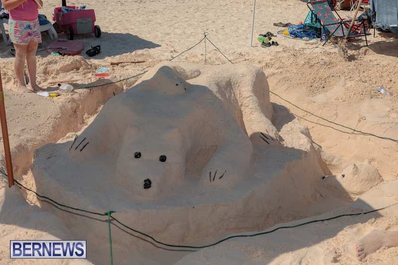 Bermuda Sandcastle Contest at Horseshoe Beach Sept 2020 (20)