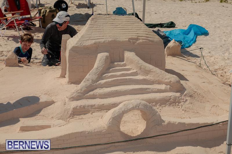 Bermuda Sandcastle Contest at Horseshoe Beach Sept 2020 (23)