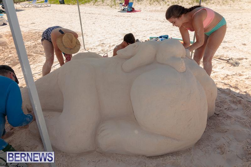 Bermuda Sandcastle Contest at Horseshoe Beach Sept 2020 (25)