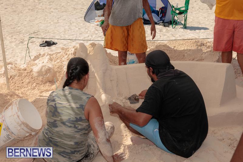 Bermuda Sandcastle Contest at Horseshoe Beach Sept 2020 (28)