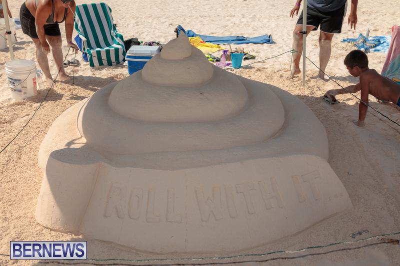 Bermuda Sandcastle Contest at Horseshoe Beach Sept 2020 (33)