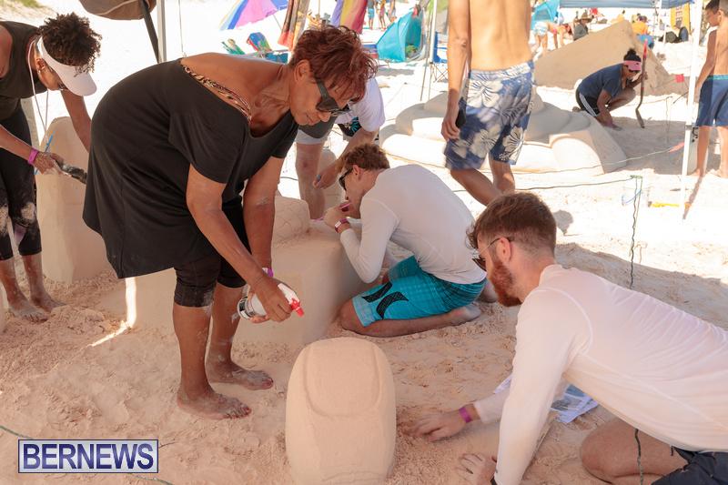 Bermuda Sandcastle Contest at Horseshoe Beach Sept 2020 (41)