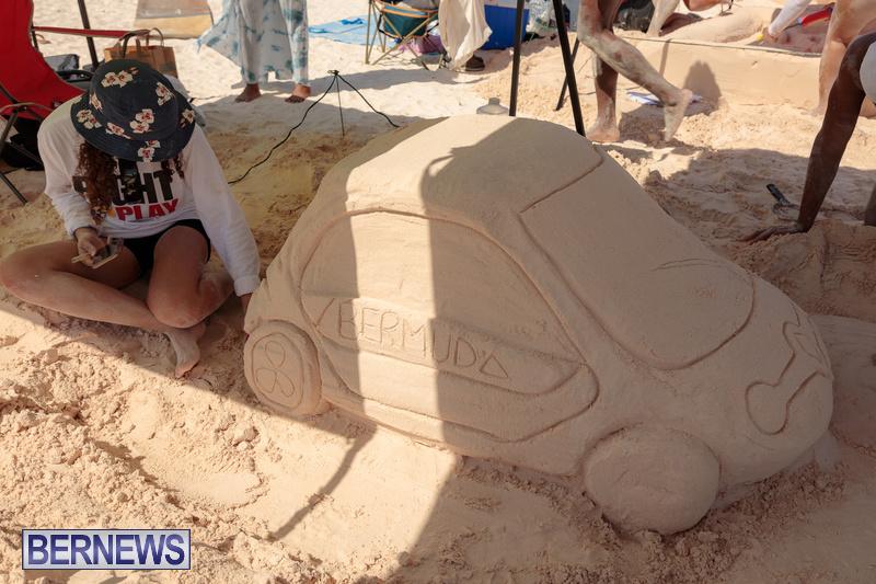 Bermuda Sandcastle Contest at Horseshoe Beach Sept 2020 (42)